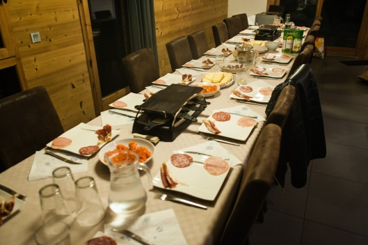 raclette groupe