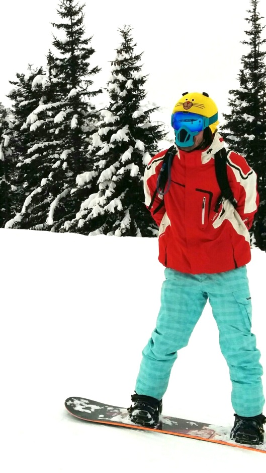 tenue snow originale