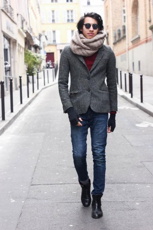 blog mode homme parisien