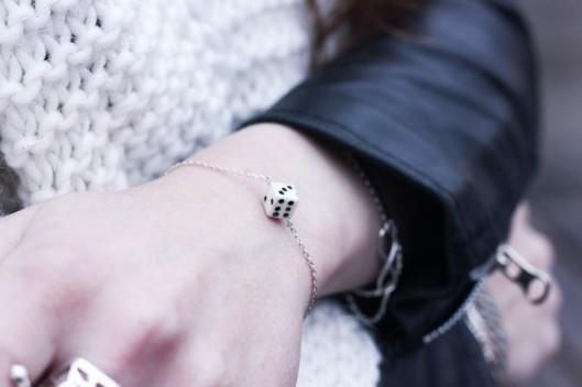 bracelet dé jouer