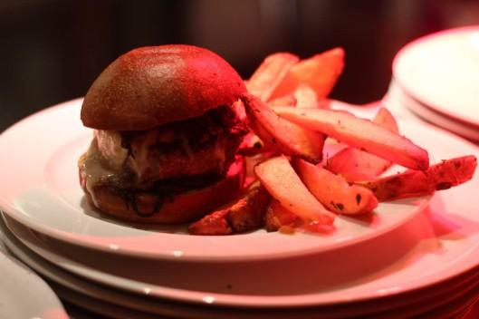 hamburger rouge