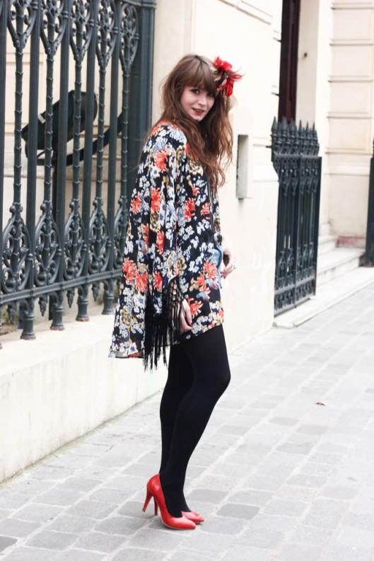 kimono hiver