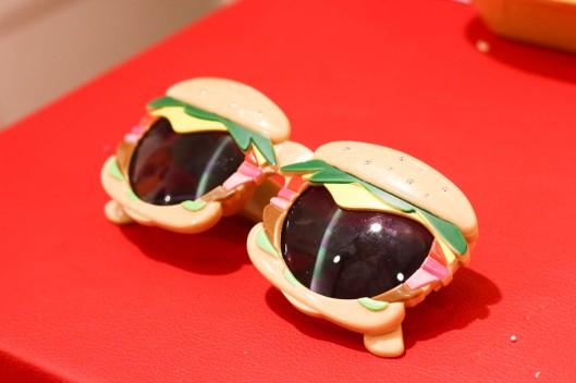 lunettes hamburger
