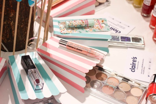 maquillage claire's