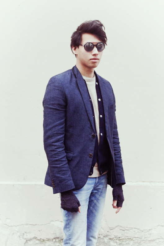 elegant blogger