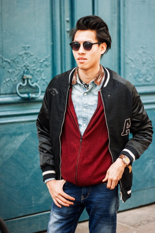 look fashion homme