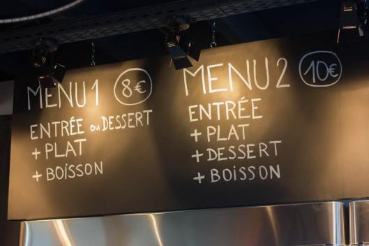 menu shine garden