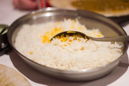 riz safran