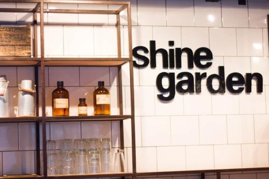 shine garden
